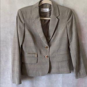 ♥️Calvin Klein Suit Jacket